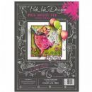 Pink Ink Designs - Stamp & Die Set - A Cut Above - Pigs Might Fly